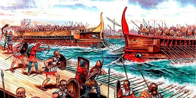 Batalla naval Siracusa