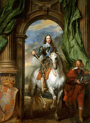Carlos I Inglaterra