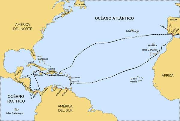 Cuarto viaje de Colón