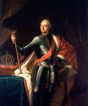 Federico Guillermo I Prusia