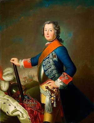 Federico II de Prusia, El Grande