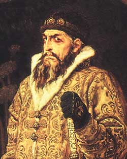 Ivan the Terrible imperio ruso
