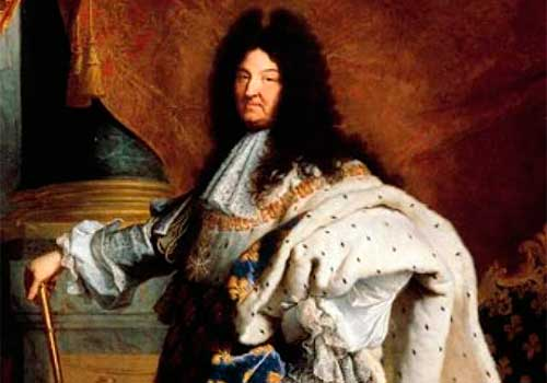 Luis XIV absolutismo Francia