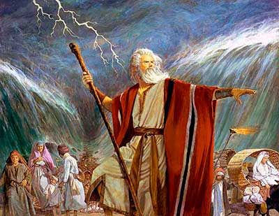 Moises Exodo
