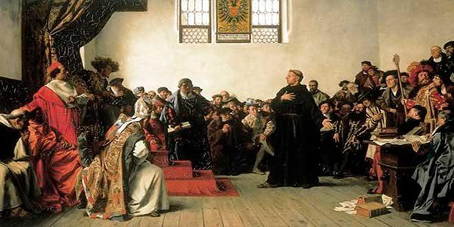 Reforma Protestante alemania
