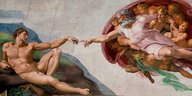 Renacimiento Miguel Angel Capilla Sixtina