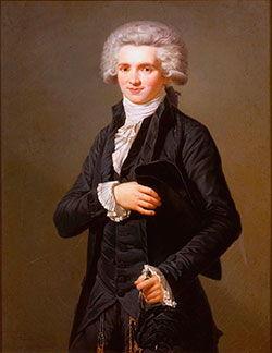 Robespierre revolucion francesa