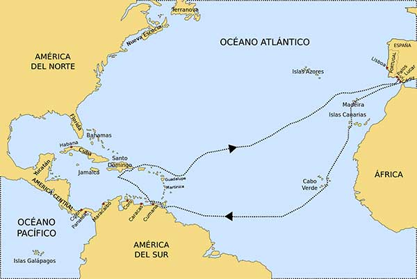 Tercer viaje de Colón