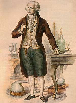Antonio-Laurent Lavoisier