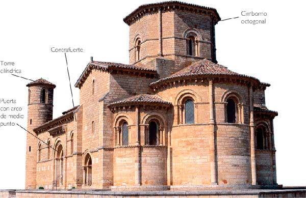 Arte medieval historia universal for Arquitectura medieval