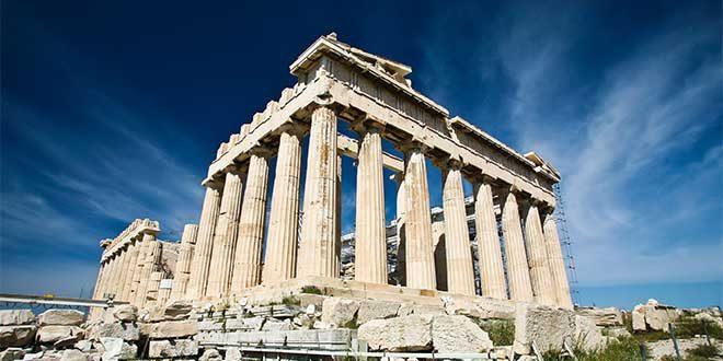 cultura griega historia universal