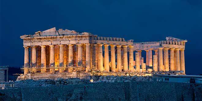 Antigua Atenas | Historia Universal