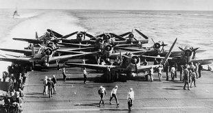 aviones batalla midway