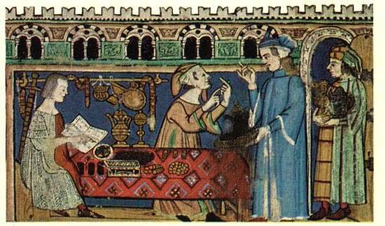 Los Bancos en la Edad Media
