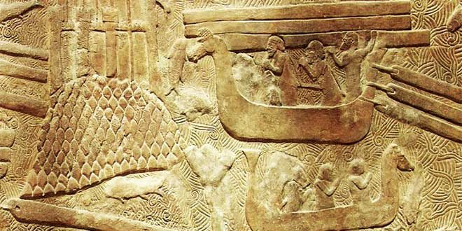 barcos fenicios