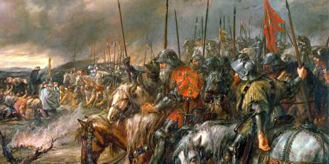 batalla agincourt