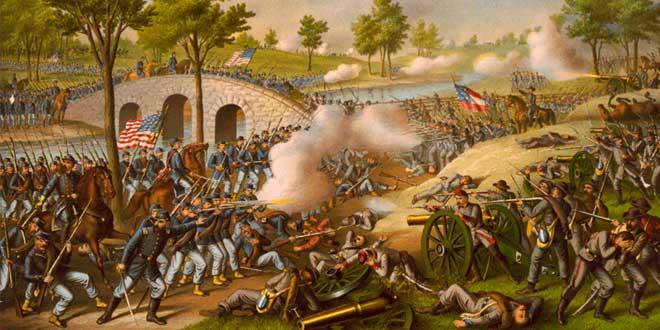batalla antietam