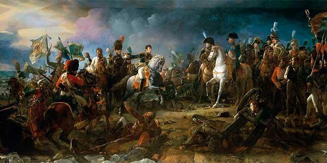 batalla austerlitz baron pascal