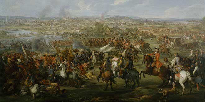 batalla blenheim