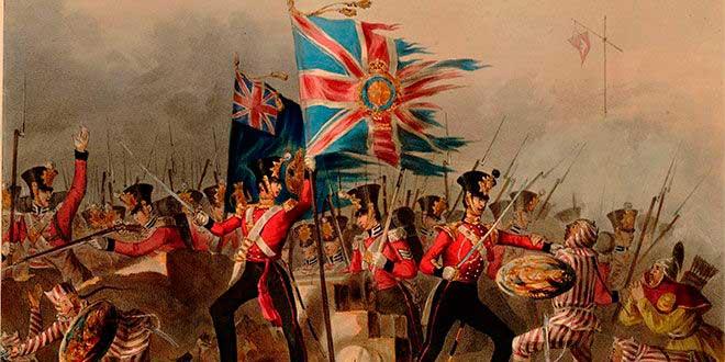 batalla de Amoy guerra del opio