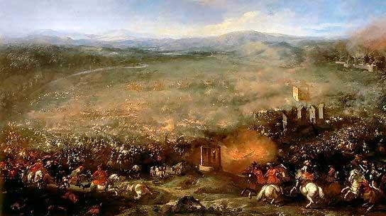batalla lutzen 1632
