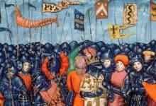 Imagen de La batalla de Hattin
