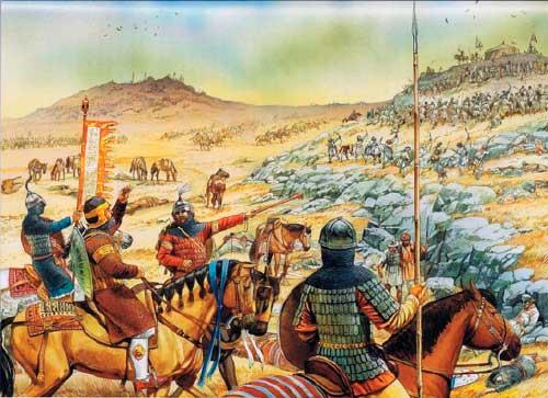 batalla hattin saladino