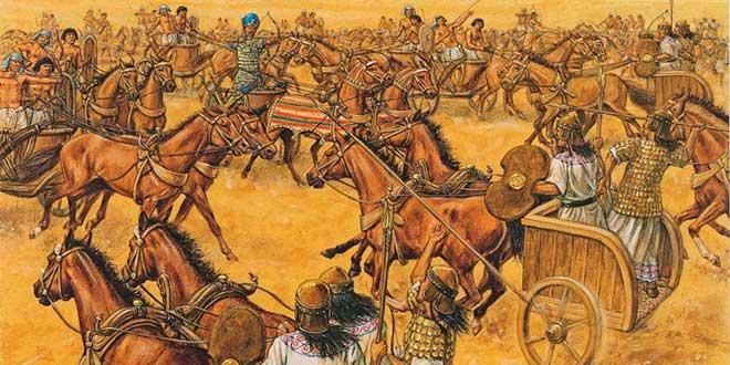 Batalla de Kadesh