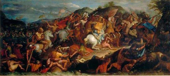 batalla rio granico