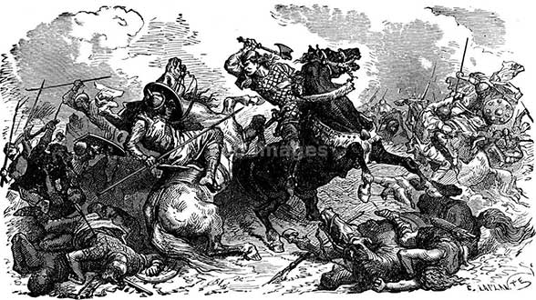 batalla tours poitiers