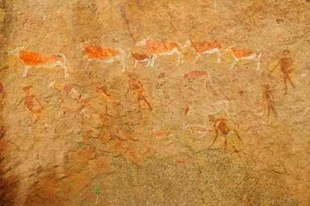 arte bosquimano