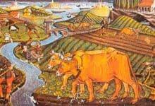 Imagen de La Agricultura en la Edad Media