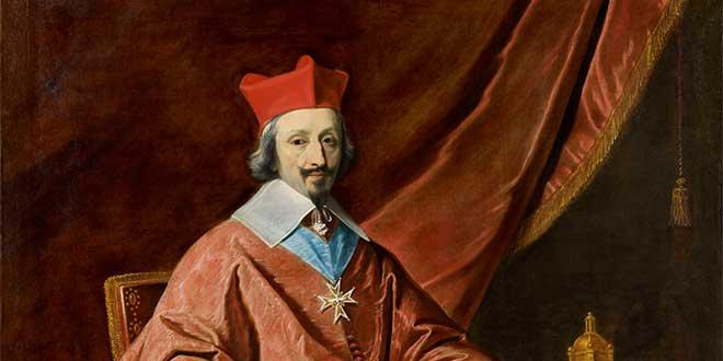 Cardenal Richelieu
