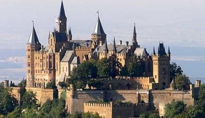castillo Hohenzollern Prusia