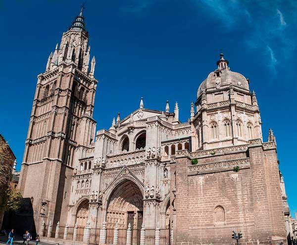 catedral toledo arte gotico