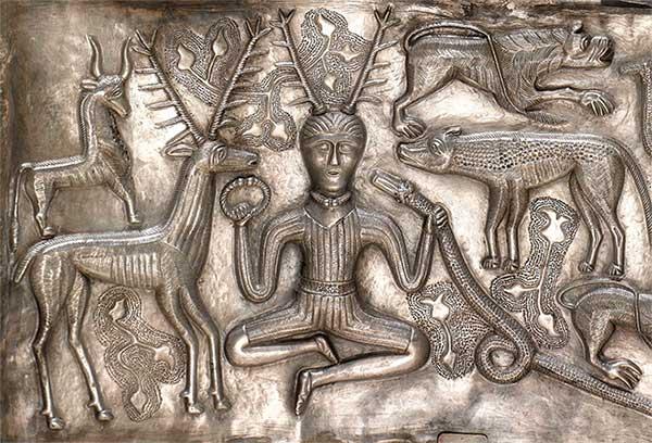 Cernuno, Dios de los Celta