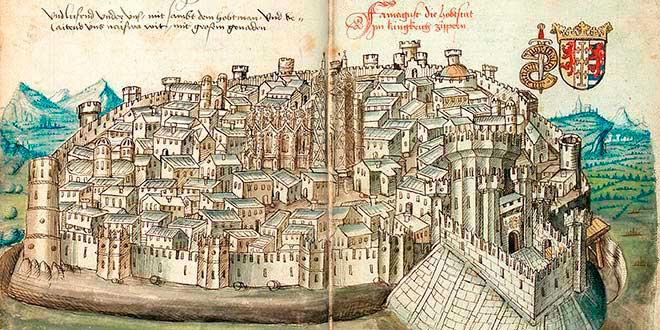 Vida Urbana En La Edad Media Historia Universal