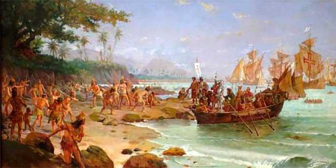 colonizacion portuguesa