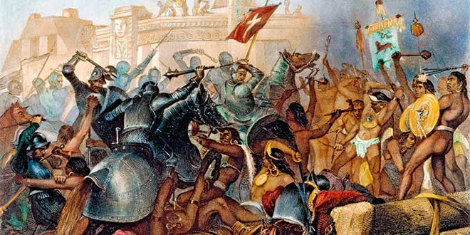Conquista de América | Historia Universal