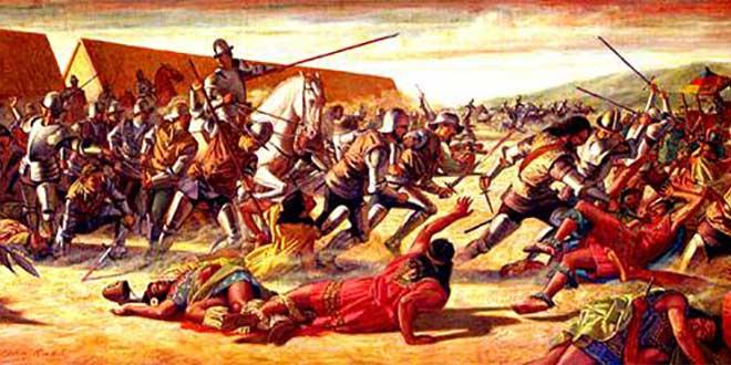 Conquista del Tahuantinsuyo o Imperio Inca | Historia del Perú