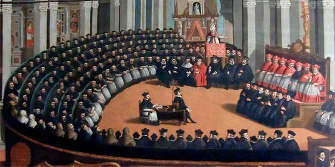 contra reforma concilio trento