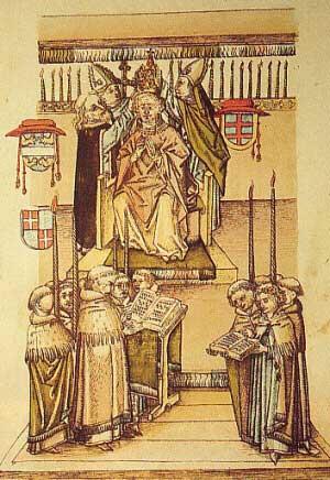 coronacion martin v