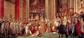 coronacion napoleon imperial