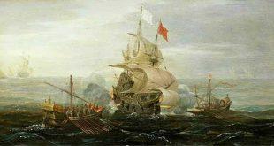 corsarios oceano