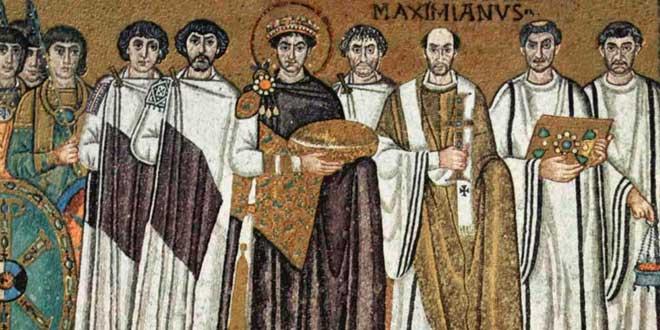 Corte de Justiniano I
