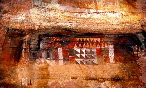 cueva pintada
