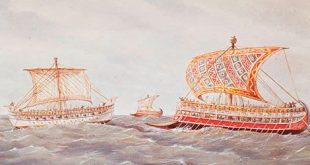 Barcos Cultura Fenicia