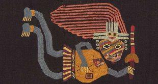 cultura paracas peru sudamerica precolombina