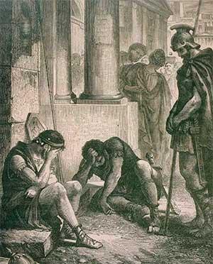 derrota romana batalla cannas