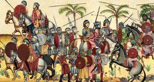 Reinos Barbaros Derrota Visigoda